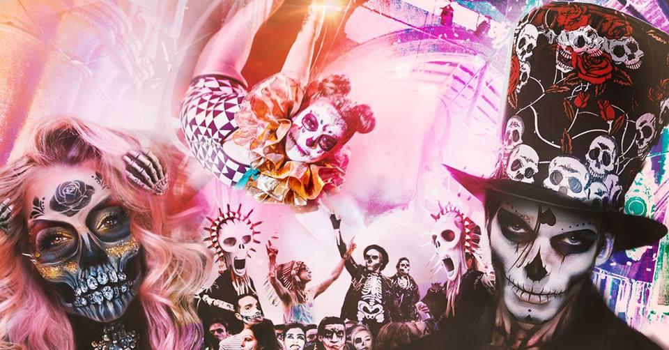Festival of The Dead London