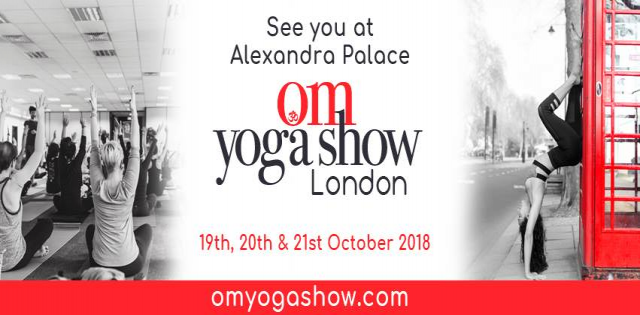 The OM Yoga Show London