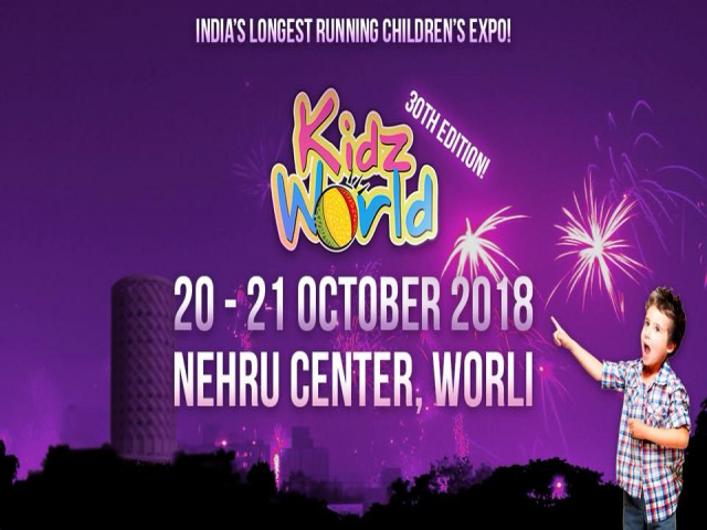 20 Kidzworld @Nehru Centre