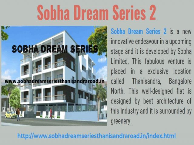 Sobha Dream Series 2
