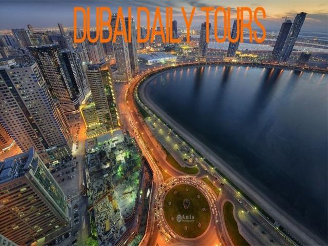 Best Dubai activity packages
