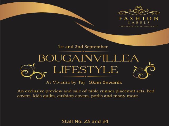 Bougainvillea Lifestyle Exhibition