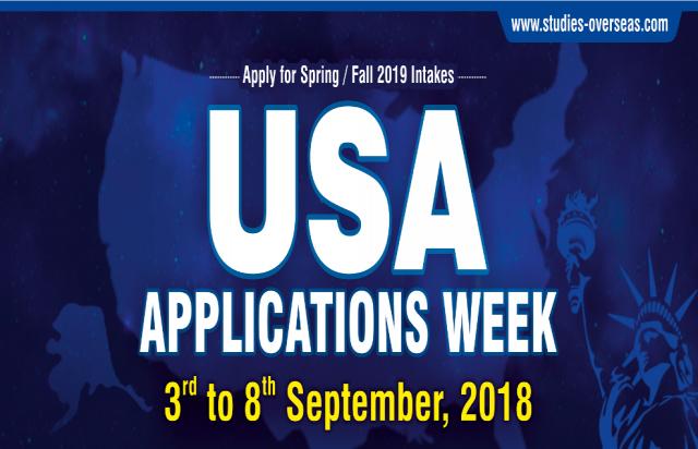 USA Application Week - Krishna Consultants