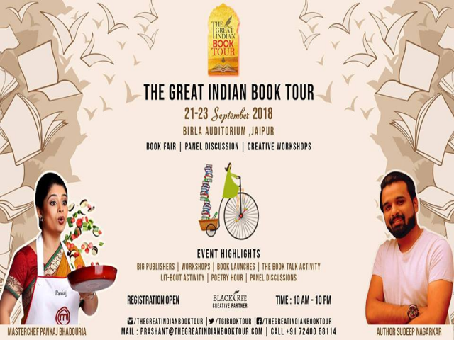 The Great Indian Book Tour