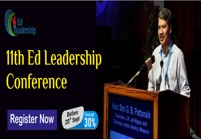 11th Ed Leadership Education Research Conference, 04-06 October, 2018