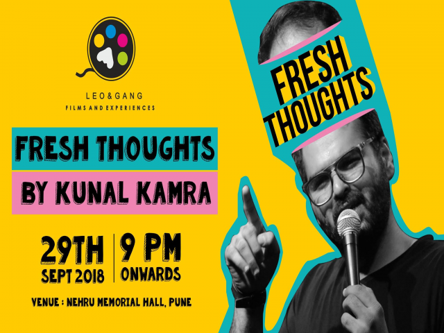 Fresh Thoughts by Kunal Kamra