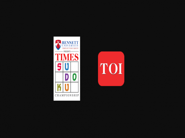 The Times of India Sudoku Championship comes to Mumbai
