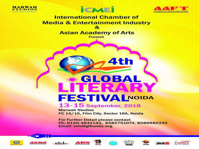 4th Global Literary Festival Noida
