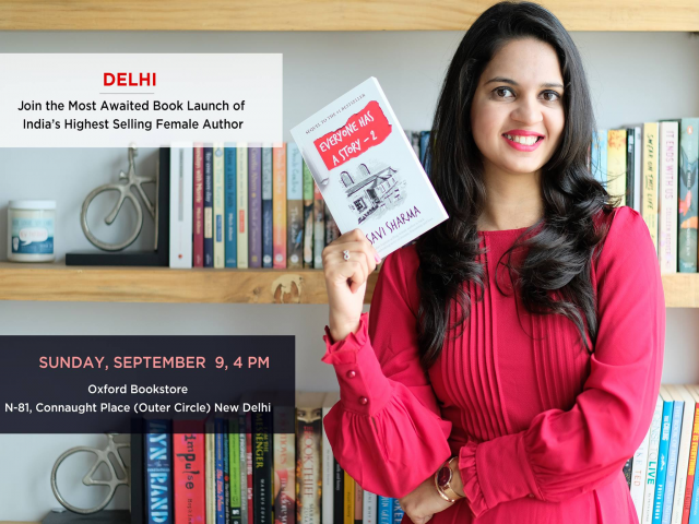 Everyone Has A Story-2 Delhi Book Launch