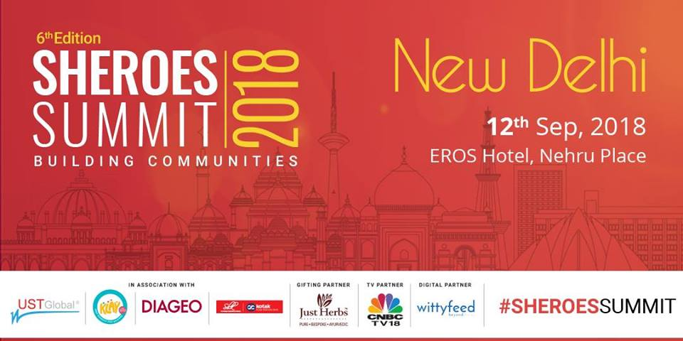 6th SHEROES Summit in Delhi