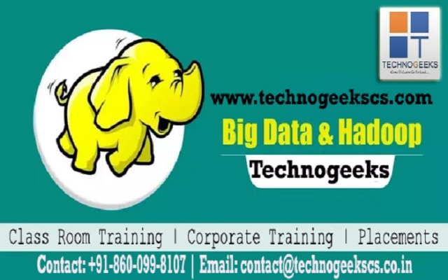 Hadoop Big Data Classes in Pune