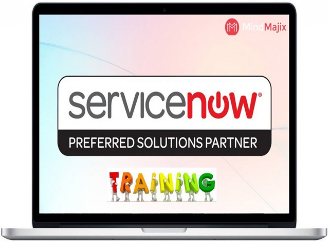 ServiceNow Training Designed By Industry Experts