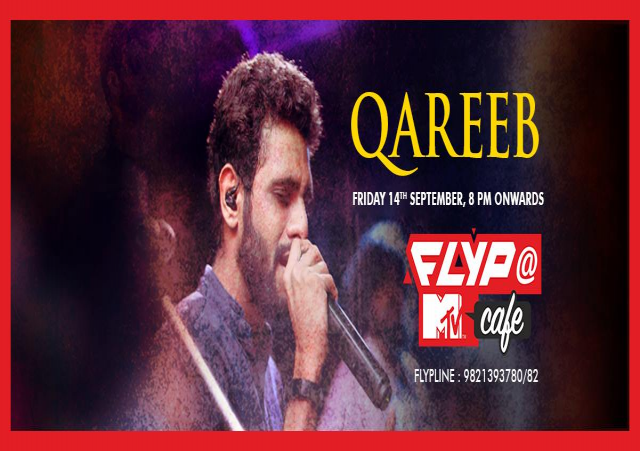 Qareeb Performing Live & Loud