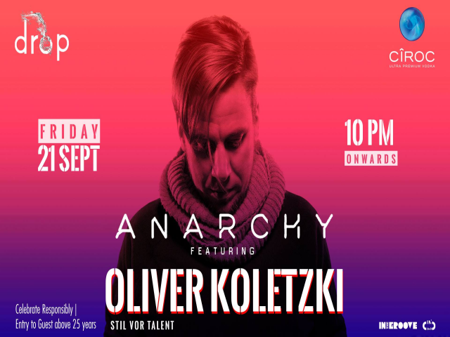 Anarchy Ft. Oliver Koletzki