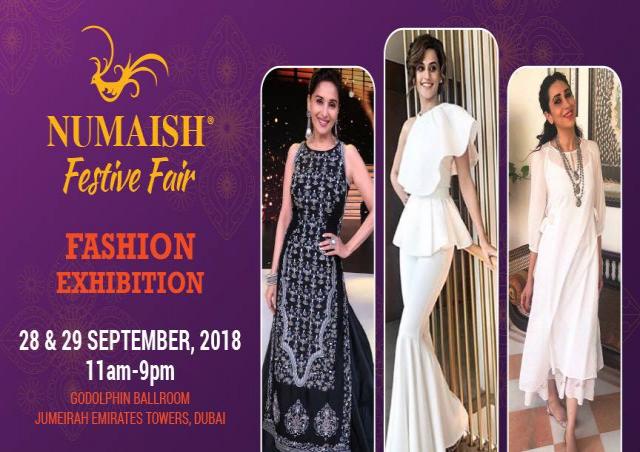NUMAISH Festive Fair 2018
