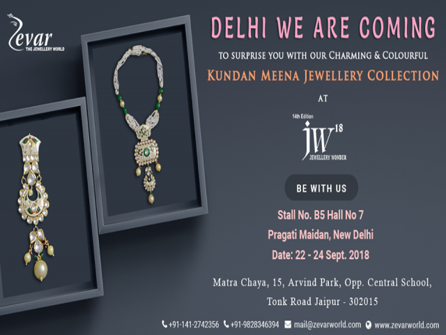Jewellery Wonder Exhibition 2018