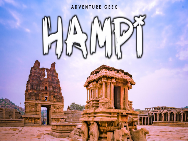 Hampi Backpacking Tour - A Unesco World Heritage Site