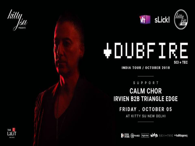 Dubfire Live at Kitty Su | ClubGo App