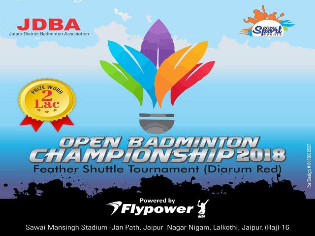 Open Badminton Championship