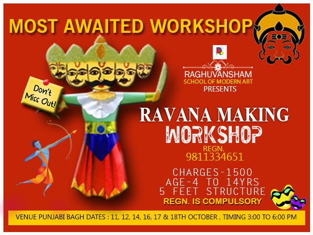 Dussehra Workshop