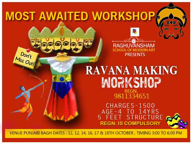 Dussehra Workshop