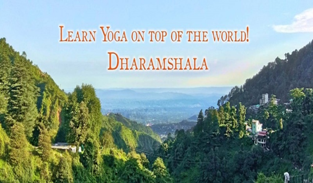 100,200 & 300 Hours RYT Courses 2018 in Shree Hari Yoga at Dharamshala