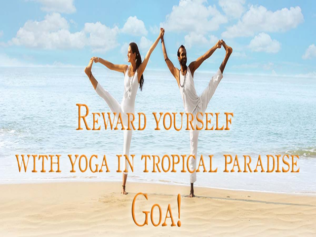 200 & 300 Hours Yoga Training Course in Goa