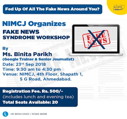 Fake News Syndrome Workshop