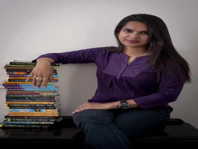 Preeti Shenoy to launch her latest book 'The Rule Breakers' in Pune