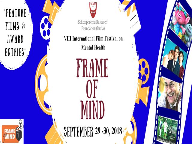 Frame of Mind International Film Festival on Mental Health