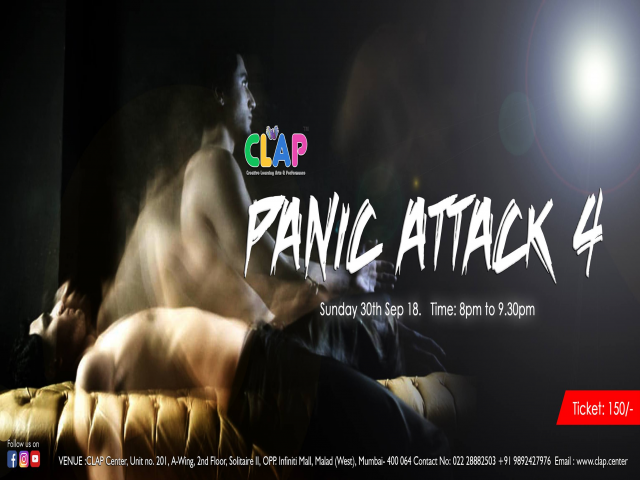 Panic Attack 4-Near Death experience, Past life Regression