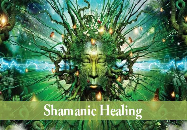 The Shamanic Healing Wednesday