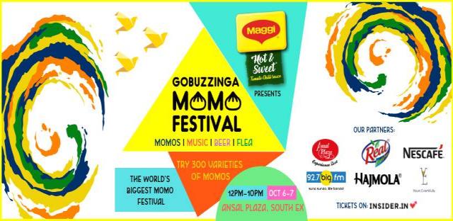 GoBuzzinga Momo Festival