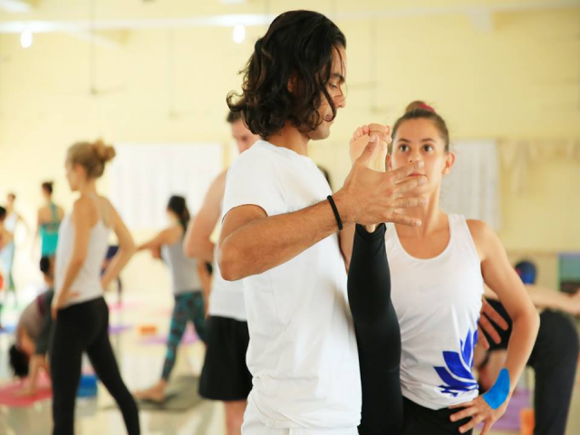 Internationally Certified - Yoga Teacher Training India