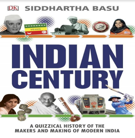 Book Launch - Siddharth Basu's Quiz Book Indian Century