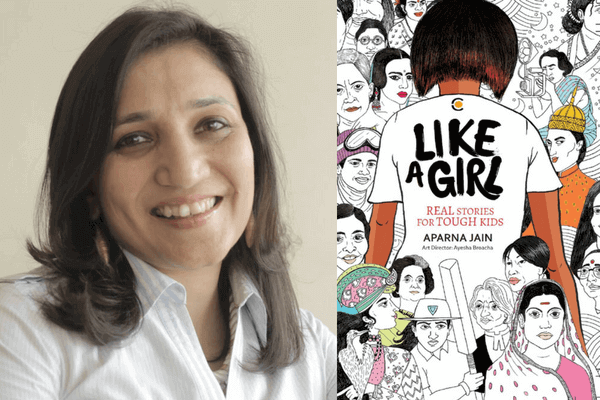 Author Aparna Jain to discuss her latest book 'Like A Girl' in Mumbai