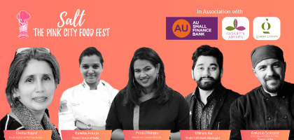 salt food fest - the pink city food festival