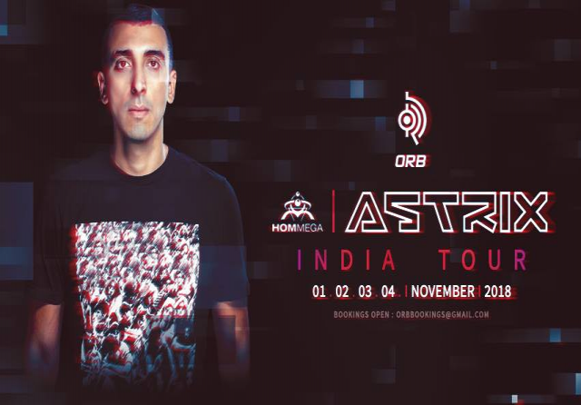 Astrix India Tour Nov 2018