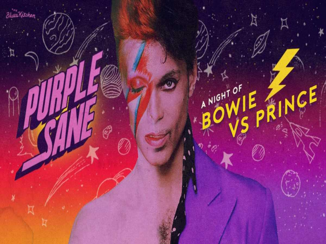 Purple Sane: A Night of Bowie vs Prince