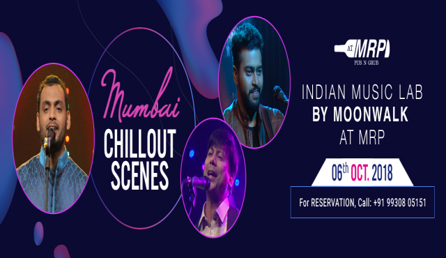 Indian Music Lab by Moonwalk at ATMRP