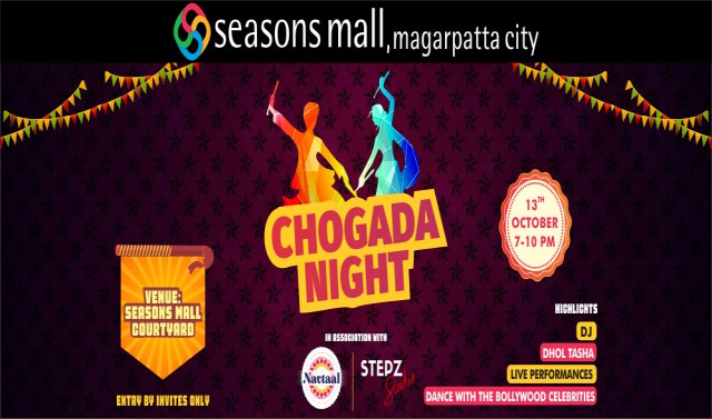 Dandiya Evening at Seasons Mall