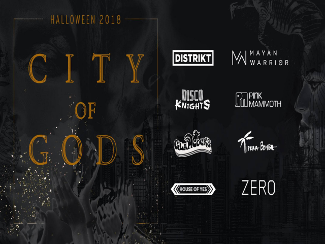 City of Gods Halloween