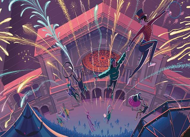 Fireworks Festival 2018