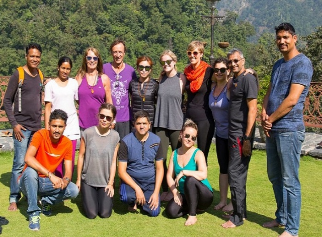 7 Days Detox and Yoga Retreat in Rishikesh
