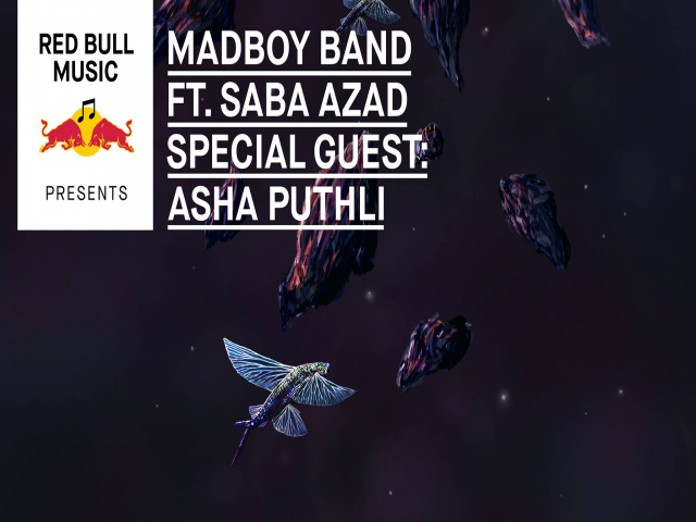 Red Bull Music Presents Madboy Band