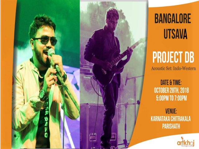 Bangalore Utsava Live Performance By Project DB