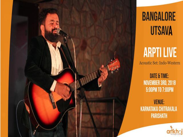 Bangalore Utsava - Arpti Live