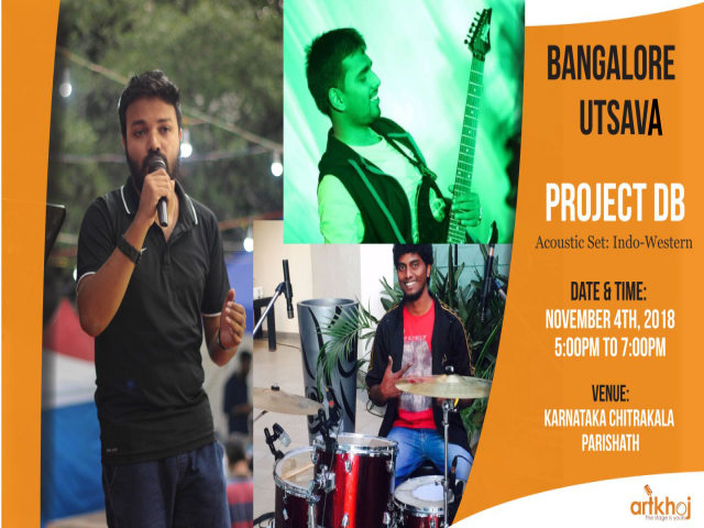 Bangalore Utsava - Live Performance By ProjectDB