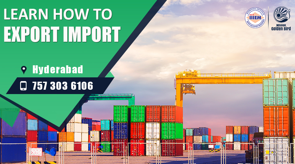 Start and Setup Your Own Import Export Business - Hyderabad