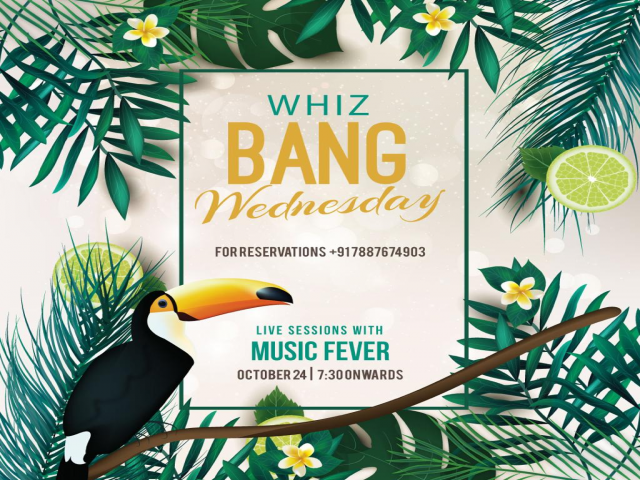 Whiz Bang Wednesdays